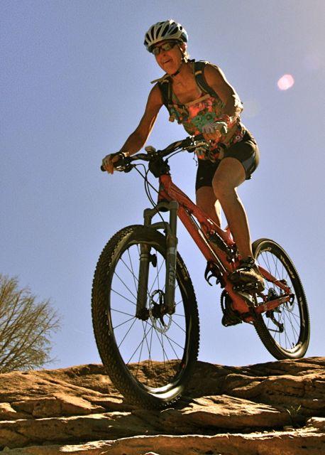 horsethief mountain biking