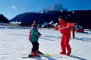 val gardena italy ski school