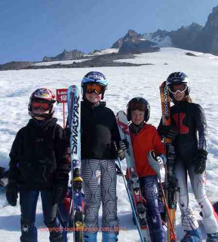 ski helmets timberline mount hood oregon