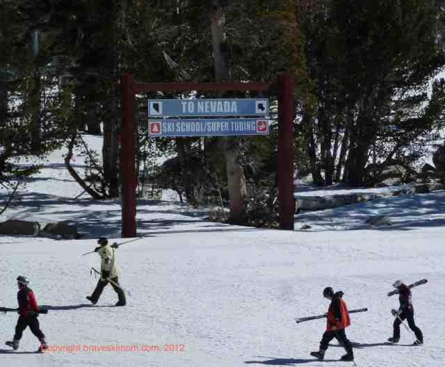 ski nevada heavenly
