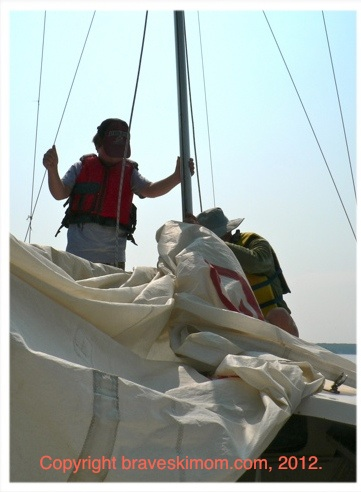sailing in maine with road scholar