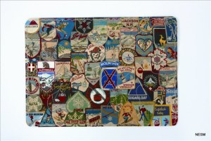 new england ski museum placemats