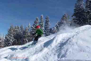 ski colorado powderhorn mountain resort