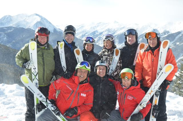 Clendenin ski method camp aspen