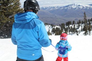 launch pad ski harness