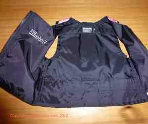 inside kinderlift vest