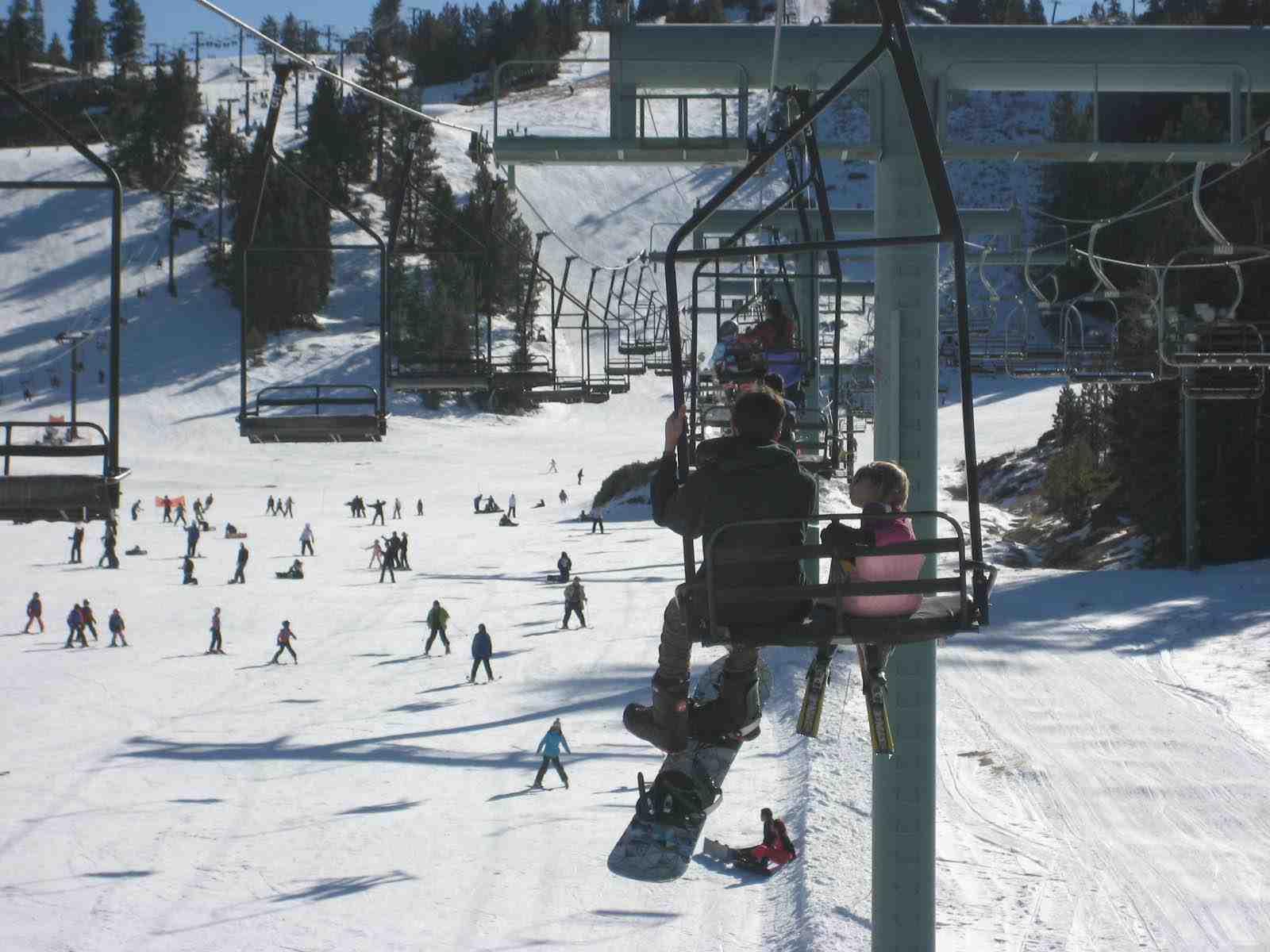 why my family loves to ski snow valley california | the brave ski mom