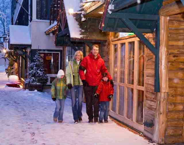 Lake Placid Village © ORDA:Dave Schmidt