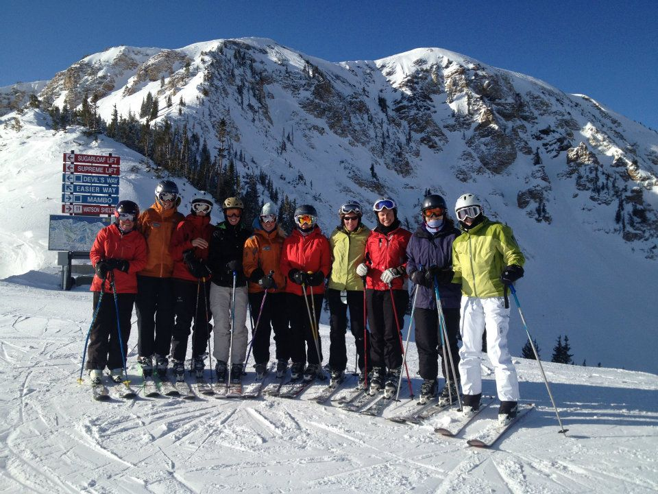 Alta Women's Ski Camp