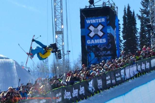 winter x games buttermilk aspen colorado