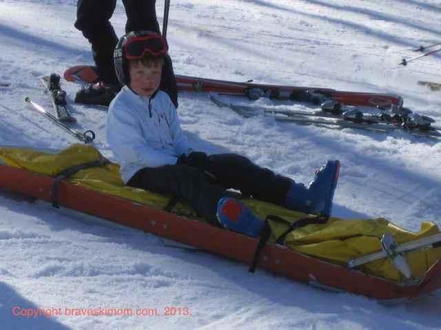 sunlight ski patrol