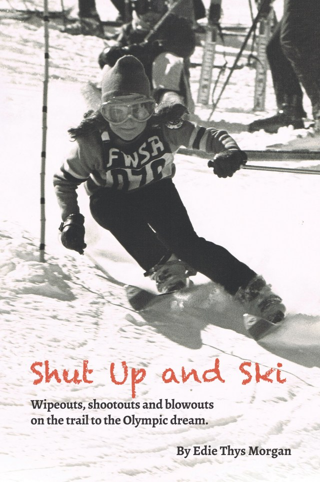 shut up and ski book cover