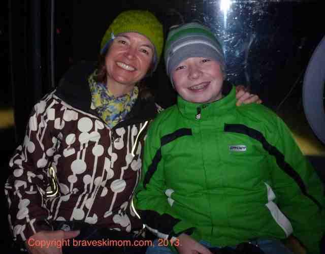 elk camp gondola going to ullr nights