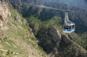sandia peak tramway new mexico