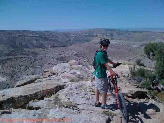 mary's loop mountain bike