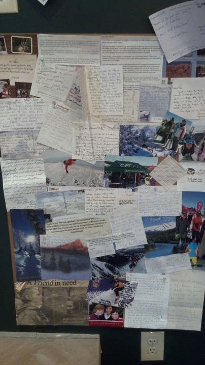 aspen ski and board company compliment board