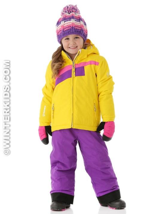 sunice girls ski jacket