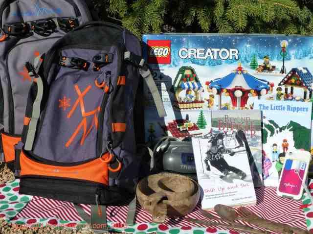 skiing christmas gifts