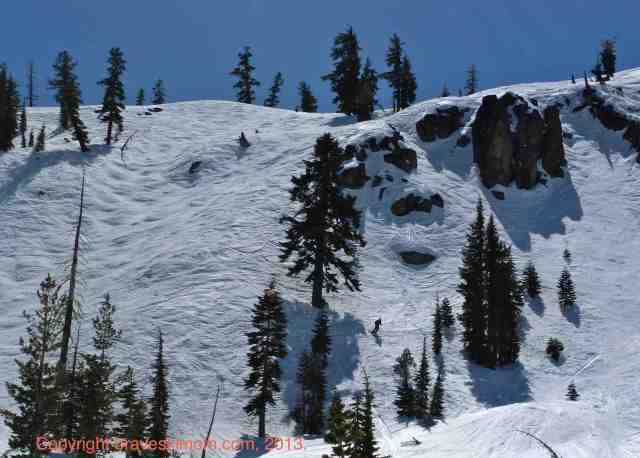 squaw valley chutes