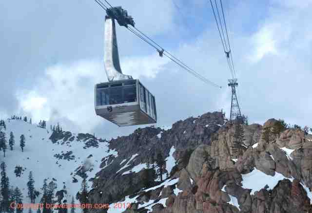 squaw valley usa tram