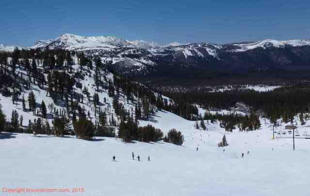 mammoth view ski california