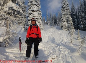 happy day heli skiing