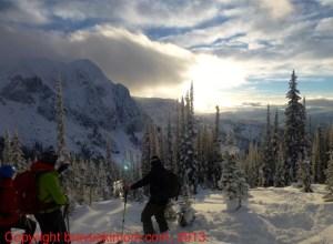 selkirk mountains heli ski