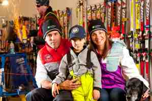 Team USA's Danelle Umstead Talks About Trust, Family and Skiing Blind