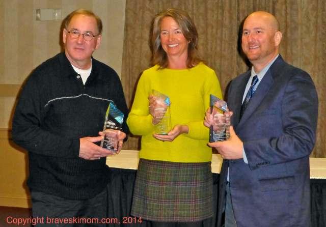 NASJA award winners 2014