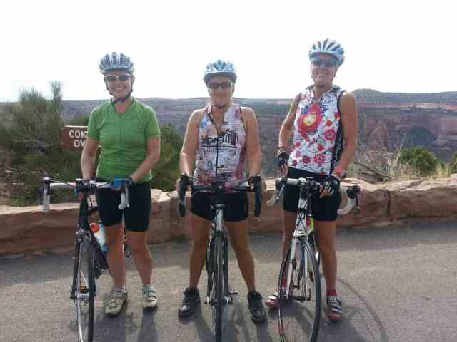 friends cycling colorado national monument