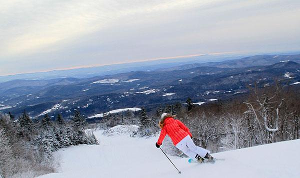 okemo vermont family skiing