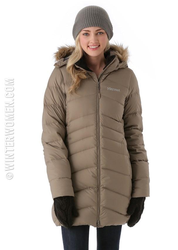 2014 2015 ski fashion marmot montreal coat