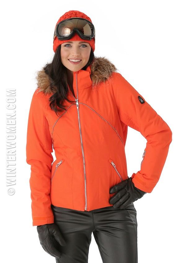 2014 2015 ski fashion spyder gem jacket