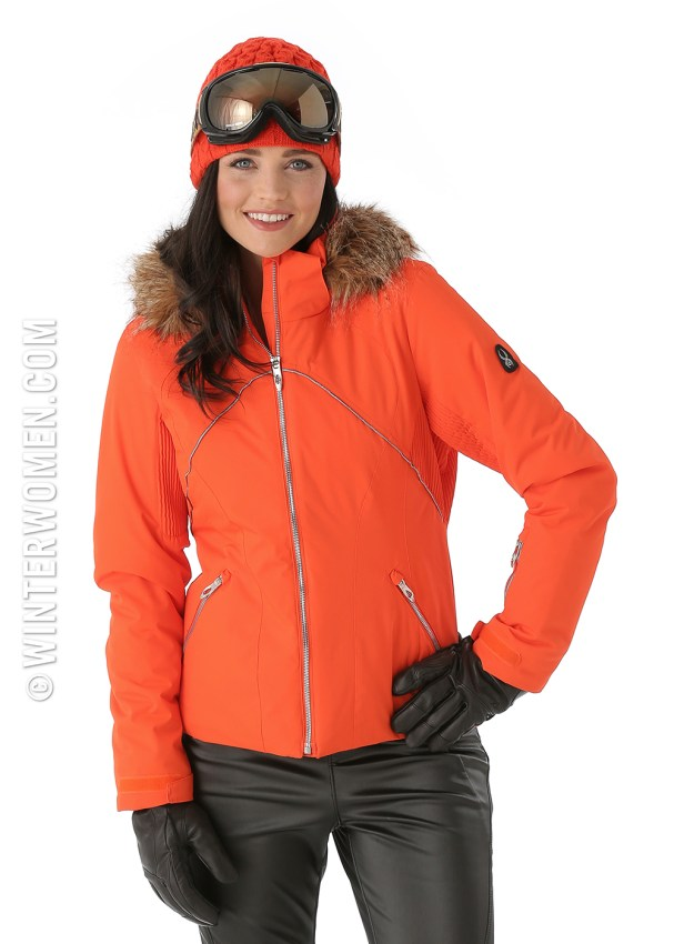 2014 2015 ski fashion spyder gem jacket