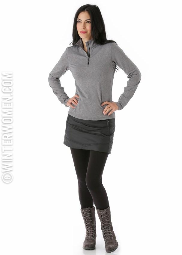 2014 2015 ski fashion sunice apres skirt