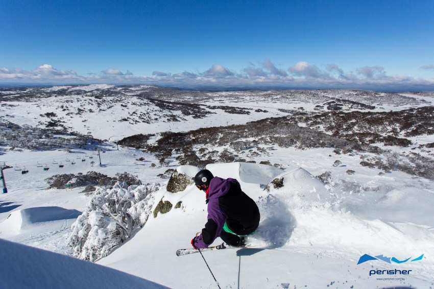perisher ski june