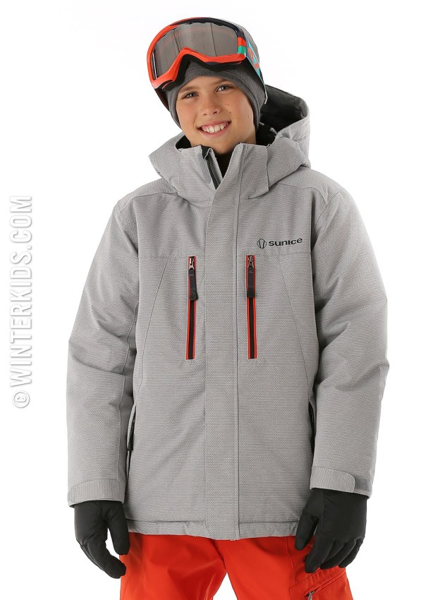 sunice jackets for ski boys