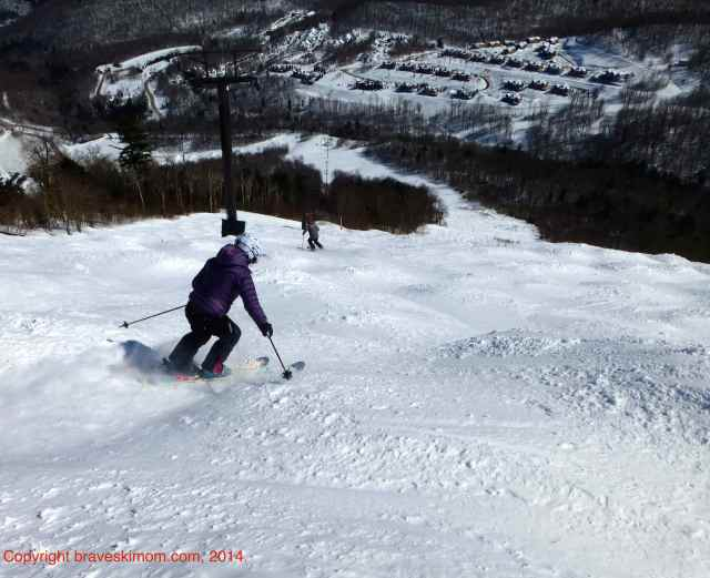 devils fiddle bumps killington
