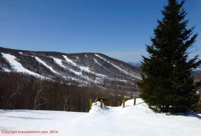 vermont ski pico