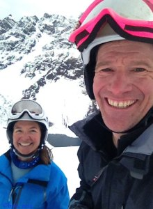 all smiles at portillo