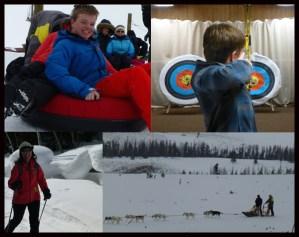 Dog Sledding, Skiing, Tubing and More at Colorado's Snow Mountain Ranch
