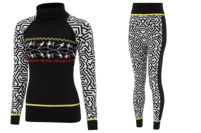 sweaty betty ski sweaters and leggings