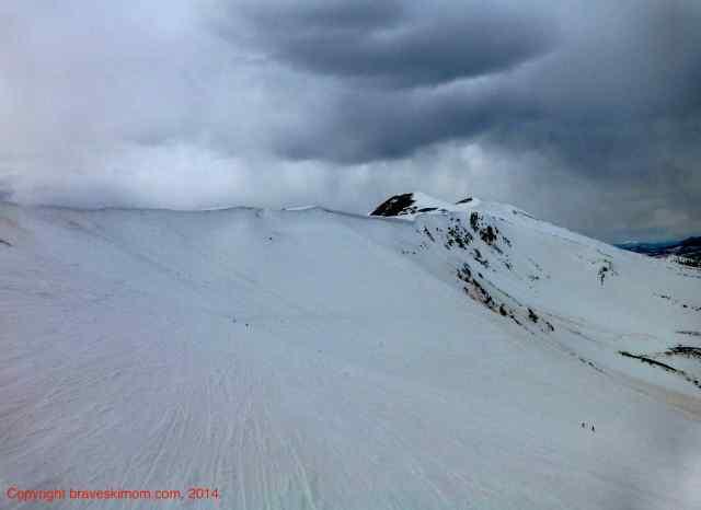 windblown breck