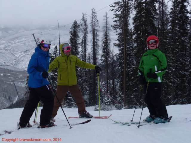 Whether you go for a ski day, a weekend or longer, ski time should be family fun time! At Beaver Creek Resort.