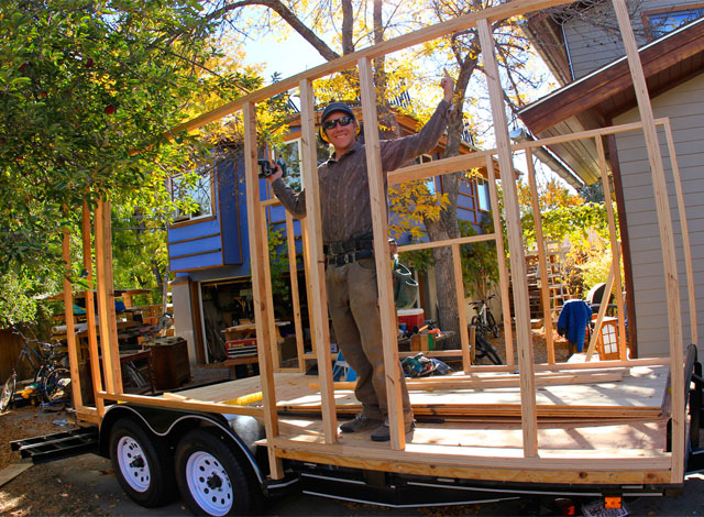 zack giffin tiny house construction