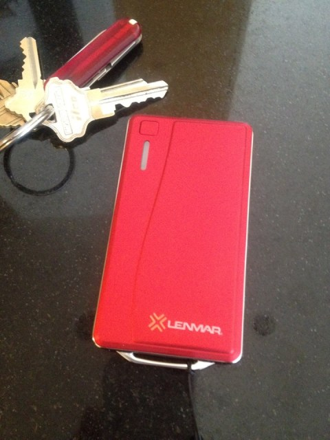 lenmar phone battery pack