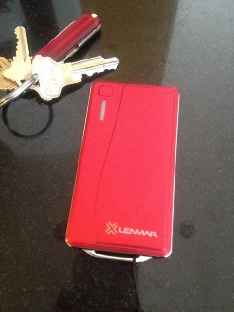 lenmar phone battery pack