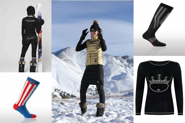 Ski Fashion 2015 Skea S No Queen Rohner The Brave Ski Mom