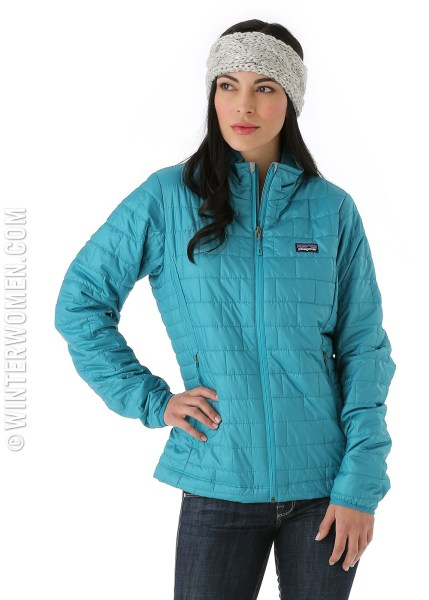 patagonia nanopuff jacket