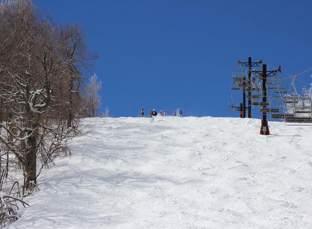 yahoo moguls skiing belleayre new york